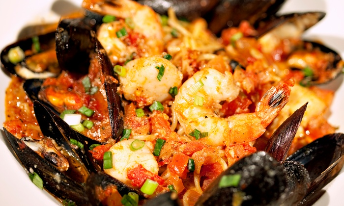 Cinque Terre Restaurant - Davie/Plantation: Italian Food at Cinque Terre Restaurant (50% Off). Two Options Available.