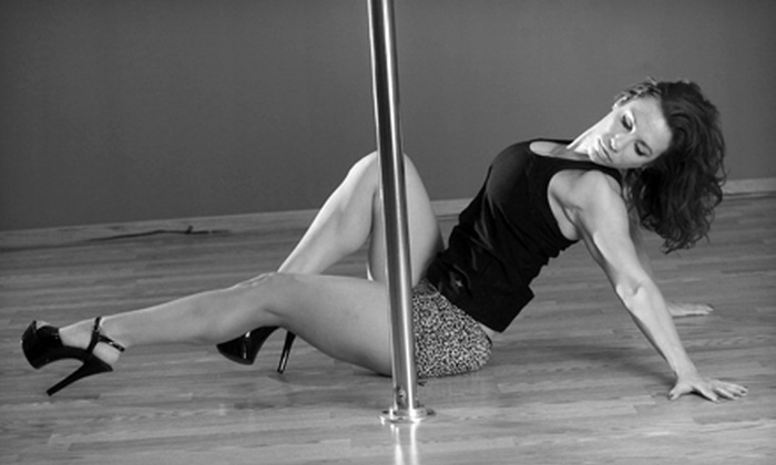 Vixen Fitness - Multiple Locations: Pole-Dancing and Sensual-Dance Fitness Classes at Vixen Fitness (Up to 62% Off)