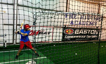 Up to 29% Off Batting Cage Sessions at The Hitting Academy