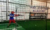 Up to 50% Off Baseball Training at The Hitting Academy