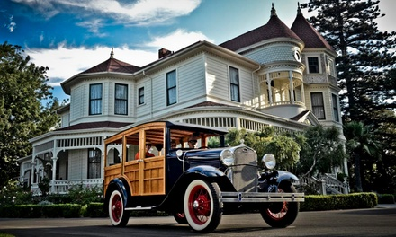 Two or Four General Admission or VIP Tickets to Camarillo Ranch Car Show & Food Truck Rally (Up to 43% Off)