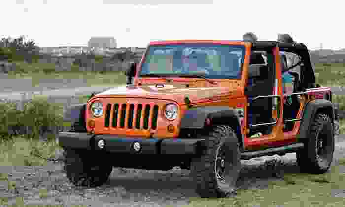 Orange Jeep Tours, by Collier Adventures - Ave Maria: Guided Jeep Wildlife Tour for Two or Four from Orange Jeep Tours, by Collier Adventures (Up to 54% Off)
