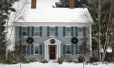 2-Night Stay for Two at Centennial House Bed and Breakfast in Northfield, MA