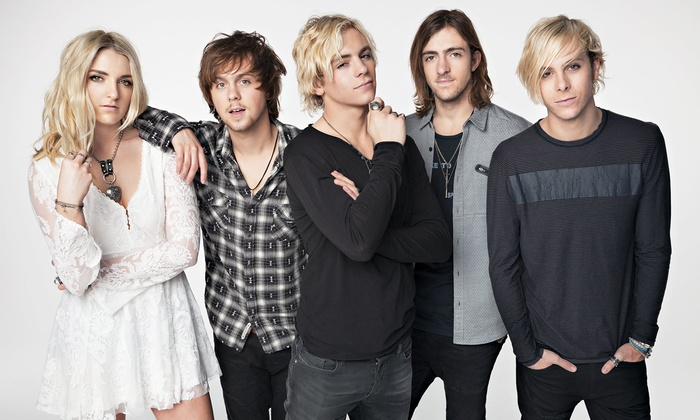R5 - Mesa Amphitheatre: R5: Sometime Last Night Tour with Special Guests Jacob Whitesides & Ryland on August 22 (Up to 33% Off)