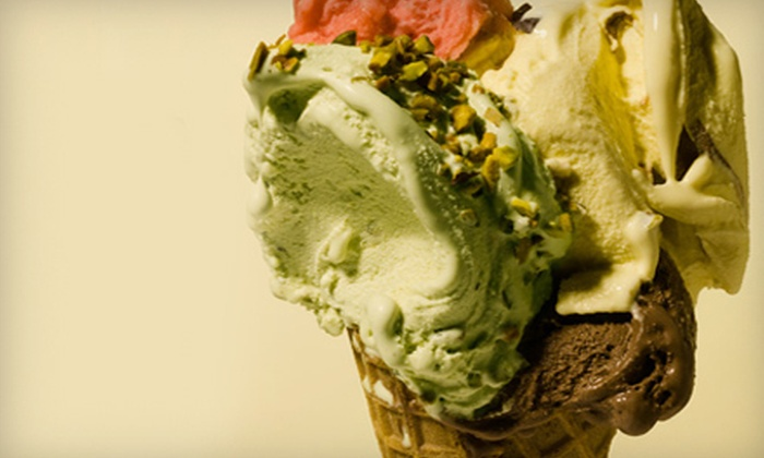 Paciugo Gelato - Oak Park: $5 for $10 Worth of Gelato and Treats at Paciugo Gelato