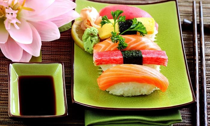 Kyoto Hibachi & Sushi - Kyoto Hibachi & Sushi: Japanese Lunch or Dinner at Kyoto Hibachi & Sushi (Up to 42% Off)