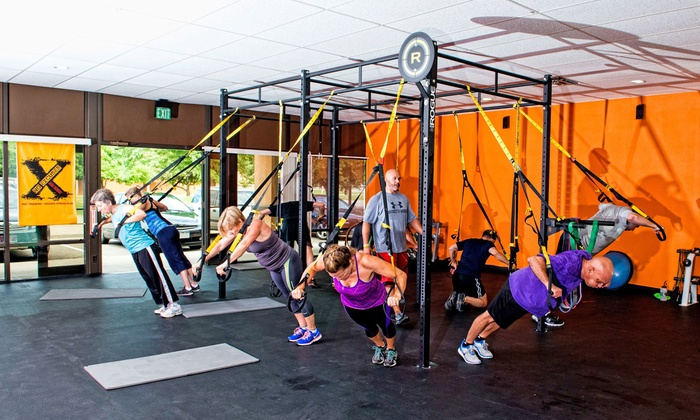 No Excuses Fit Club - Lafayette: $21 for 21 TRX New Year's Resolution Transformation Classes at No Excuses Fit Club ($197 Value)