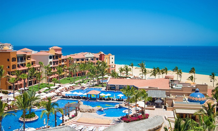 Playa Grande Resort & Grand Spa - Cabo San Lucas, Mexico: 3-, 4-, or 5-Night Stay for Four at Playa Grande Resort & Grand Spa in Cabo San Lucas, Mexico. Combine Up to 10 Nights.