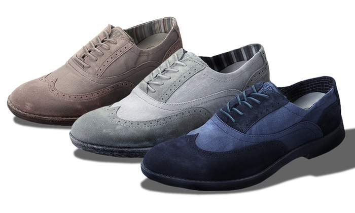 Hey Dude Men's Vinci Oxford Shoes: $49.99 for 1 Pair of Hey Dude Men's Vinci Oxford Shoes ($100 List Price). Multiple Colors. Free Shipping and Returns.