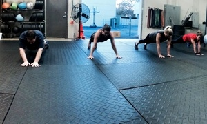 CrossFit Echelon: 8 CrossFit Classes or a Month of Unlimited Classes at CrossFit Echelon (Up to 91% Off)