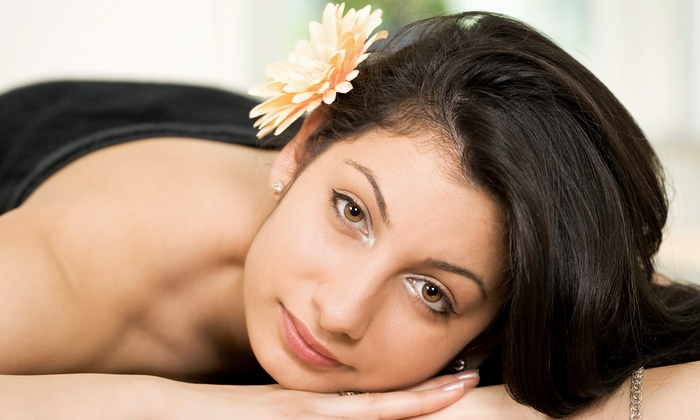 Parma Spa and Center for Health - Old Courthouse: Ayurvedic Massage, Parma Peel, or Parma Facial, or Package of Three at Parma Spa and Center for Health (Up to 63% Off)