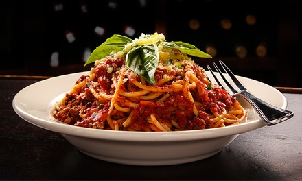 Italian Cuisine at Touche Restaurant & Bar (Up to 40% Off)
