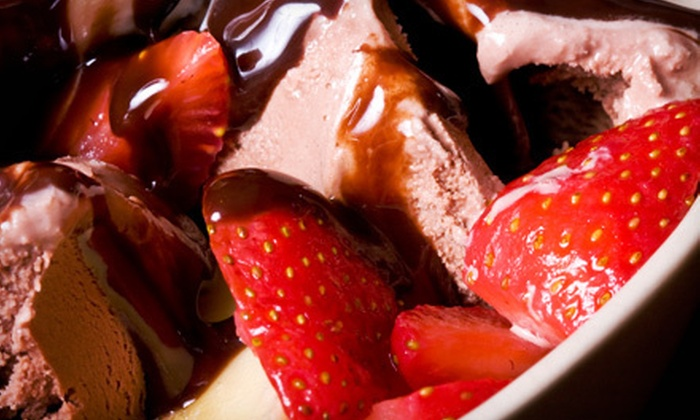 iTopIt - Multiple Locations: $5 for $10 Worth of Frozen Yogurt and Treats at iTopIt