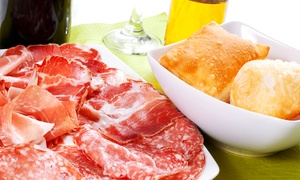 LA TAVERNA DEGLI AMICI: Menu con gnocco fritto all you can eat e vino da 19,90 €
