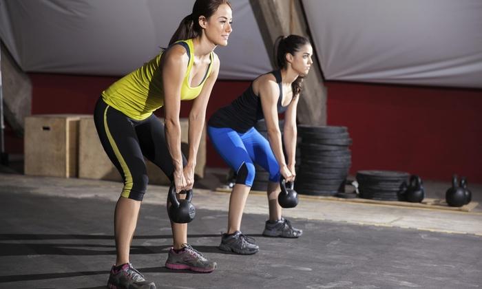 GeauxFit - GeauxFit: One Month of Unlimited CrossFit Classes from GeauxFit (50% Off)