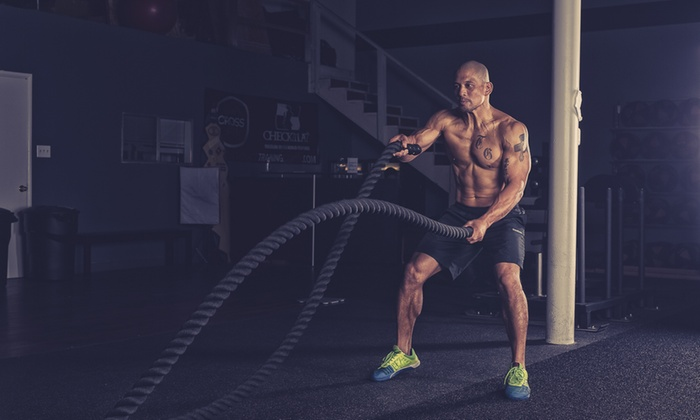 Ultimate Training Center - Signal Hill: Four Weeks of Gym Membership at Ultimate Training Center (70% Off)