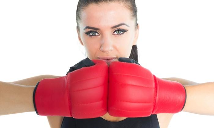 9Round Marietta - Marietta: $28 for One Month of Kickboxing ($79 Value) — 9Round Marietta,GA