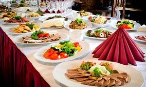 Maxim: Mediterranes Catering für 10, 20, 30 oder 50 Personen bei Maxim ab 99,90 € (bis zu 64% sparen*)