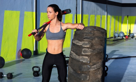One Month of Unlimited CrossFit Classes for One or Two at CrossFit Longmont (Up to 70% Off)