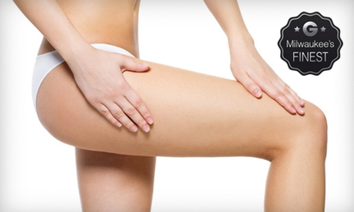 Skin Alive - Mequon: Six Laser Hair-Removal Treatments on a Small, Medium, or Large Area at Skin Alive (Up to 81% Off)