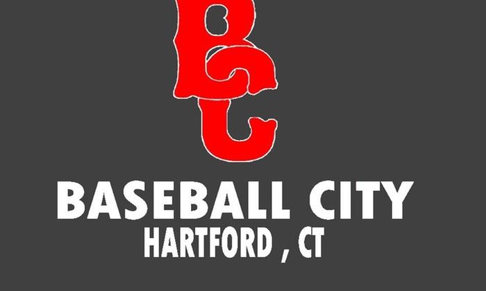 Baseball City - Hartford: Up to 52% Off Batting Cage Rentals at Baseball City