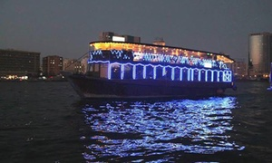 Unique Desert Tourism: Two-Hour Dhow Cruise for Up to Four with Unique Desert Tourism
