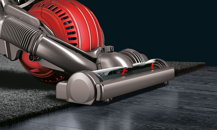 Dyson DC25 Multifloor Upright Ball Vacuum | Groupon