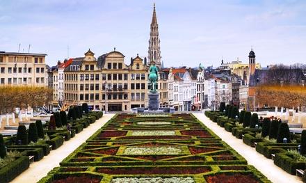 ✈ Bruksela: 4-dniowa wycieczka ze śniadaniem, przelotem
