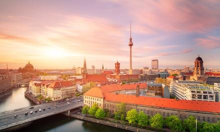Berlin: 3-4 Tage für 2 Personen inkl. WiFi im Herzen von Berlin Mitte