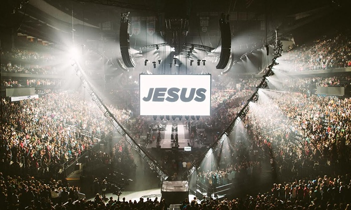 Passion 2016 - Toyota Center: Passion 2016: The Jesus Generation United for His Fame (January 2–4)