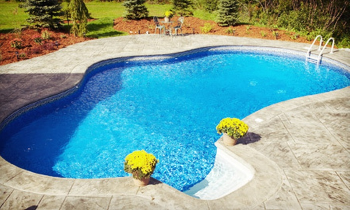 Fort Bend Pool and Spa - Oyster Bay: One-Time or One or Three Months of Pool-Cleaning and Leaf-Removal Services from Fort Bend Pool and Spa (Up to 68% Off)