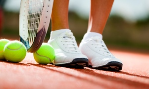 Felice Tennis Academy: $45 for $80 Toward One Private Lesson — Felice Tennis Academy