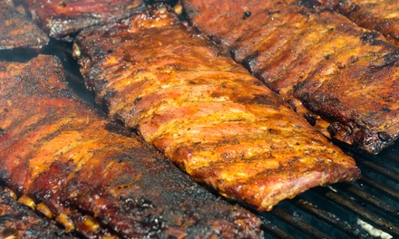 $13 for $20 Worth of Barbecue for Two at Carolina Smoke