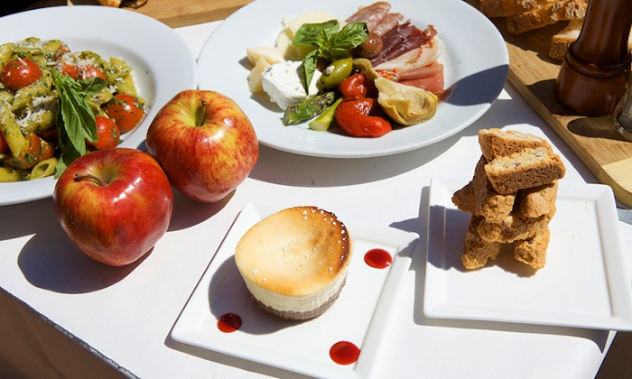Pappardella - Upper West Side: Italian Picnic for Two or Four from Pappardella (Up to 59% Off)