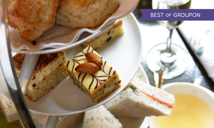 Sparkling Afternoon Tea For Two or Four at Cellarium Cafe, Westminster Abbey (33% Off)