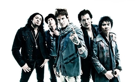 MX Rock Festival with Buckcherry and Kottonmouth Kings on Saturday, November 1 (Up to 51% Off)