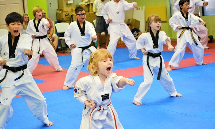 Woodlands White Tiger - Rayford Bus Park: $25 for $145 Worth of Martial-Arts Lessons — Woodlands White Tiger LLC.