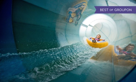Groupon Deal: Stay with Daily Water Park Passes and Resort Credit at Great Wolf Lodge Sandusky in Ohio. Dates into March.