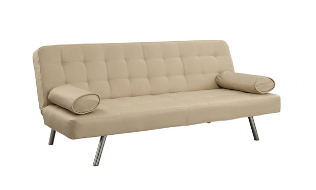 Davenport Three Seater Sofa Bed in Choice of Colour for £149.99 With ...