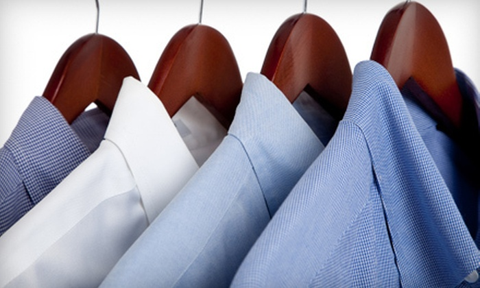 Press On Cleaners - Shoreview: $10 for $20 Worth of Dry Cleaning at Press On Cleaners