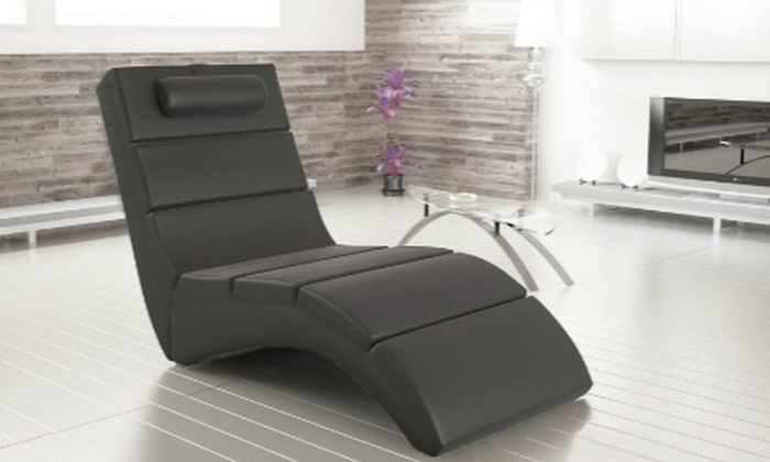 Poltrona chaise longue | Groupon Goods