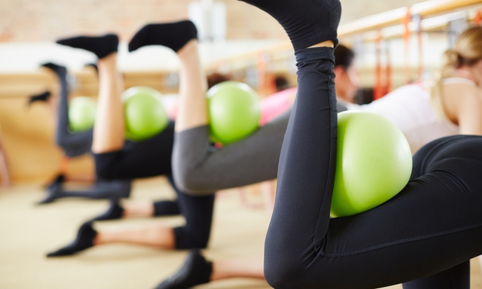 St. Paul Pilates Studio - Highland: Four Weeks of Unlimited Barre, Mat, and Group Classes at St. Paul Pilates Studio (67% Off)