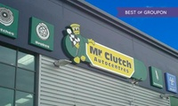 Air Conditioning Recharge and Antibacterial Clean at Mr Clutch Autocentres, 34 Locations (49% Off)