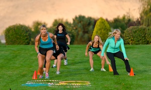 Kaia F.I.T. Fallbrook: Five- or Six-Week Women's-Only Fitness Program at Kaia F.I.T. Fallbrook (Up to 76% Off)