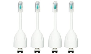 Replacement e-Series-Compatible Toothbrush Heads (4-Pack) at Replacement e-Series-Compatible Toothbrush Heads (4-Pack), plus 6.0% Cash Back from Ebates.