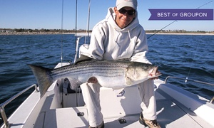 Pierpoint Landing: $27 for a Half-Day Fishing Trip from Pierpoint Landing ($45 Value)