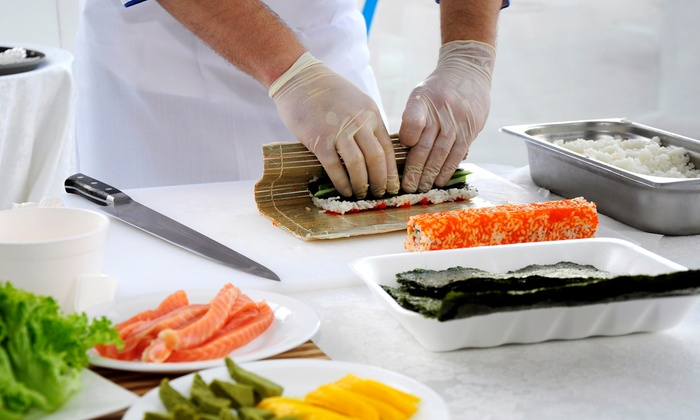 Hands-On Sushi-Making Class - Chicago: Prepare and Roll Sushi with a Professional Chef