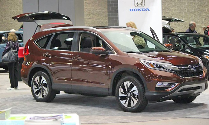 Paragon Group - Downtown: $12 for Two One-Day Tickets to the Connecticut International Auto Show November 20–22 ($20 Value)