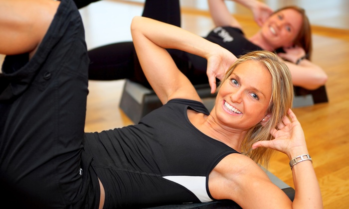 Kicked Up Fitness - Annapolis: One- or Three-Month Kicked Up Fitness Membership (Up to 65% Off)