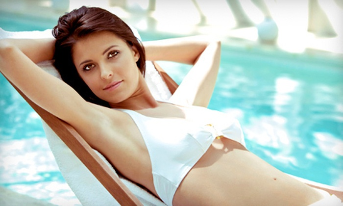 Louisville Laser and Spa - Northtown: $99 for Eight Laser Hair-Removal Treatments for a Small Area at Louisville Laser and Spa (Up to $600 Value)